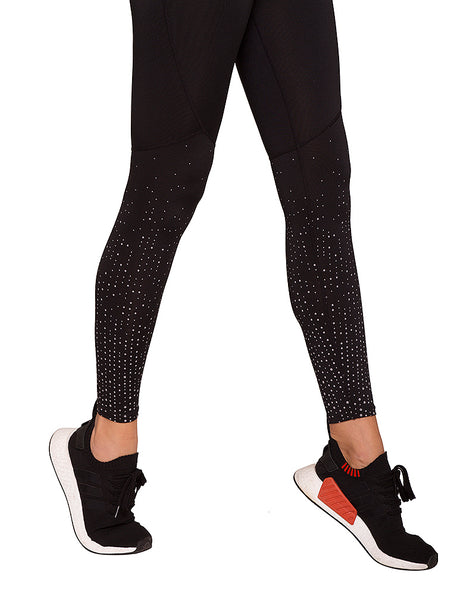 Reflective Leggings - IAM VIBES