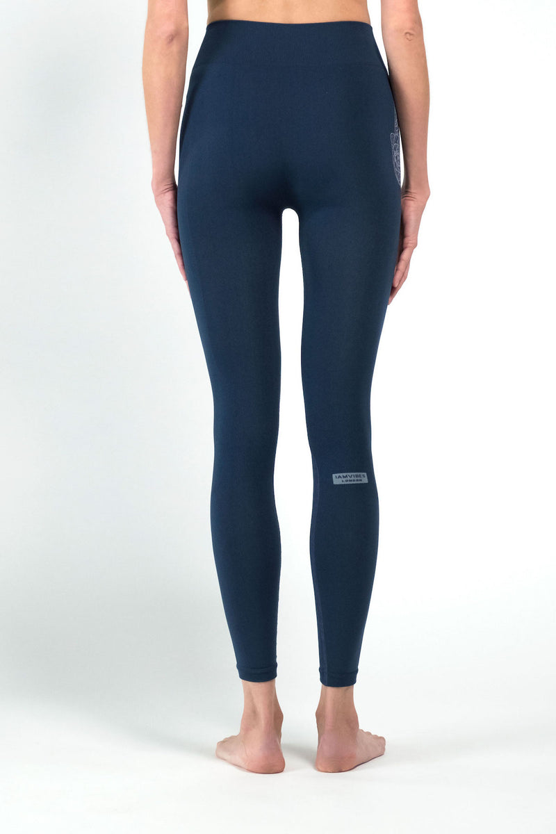 Blue Desert Leggings - IAM VIBES