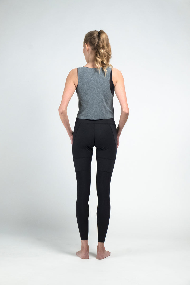 Swan Leggings - IAM VIBES
