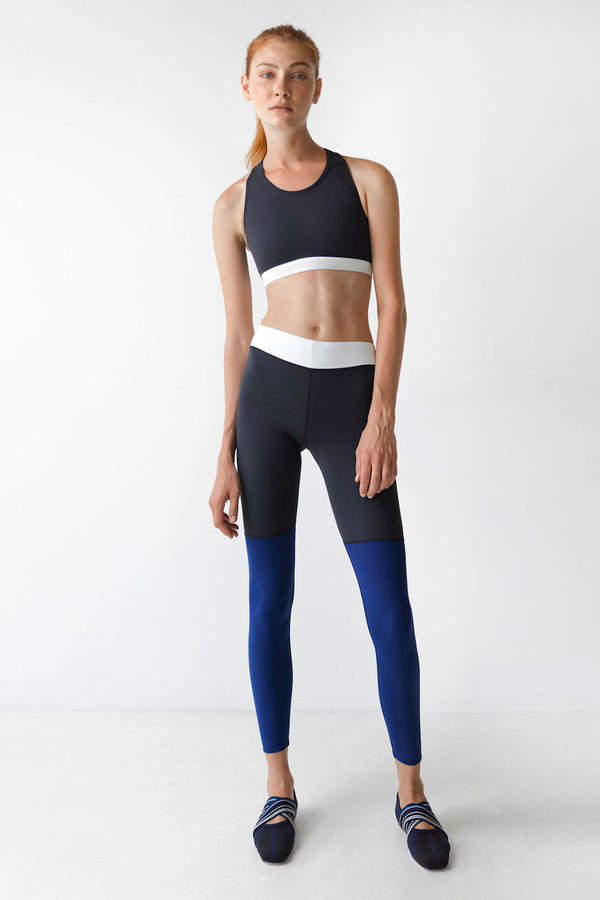 Sliced Beam Leggings - IAM VIBES