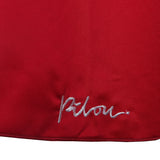 Pilou Cotton Shirt Red