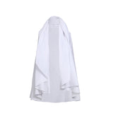 Pilou Cotton Shirt Chrispy White