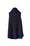 Pilou Knitted Navy Blue