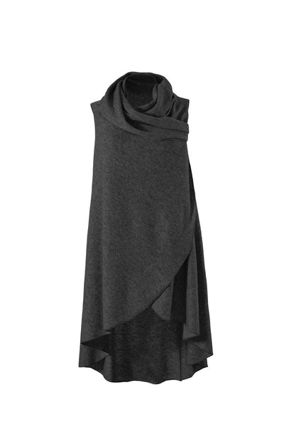 Pilou Knitted Cashmere Dark Grey