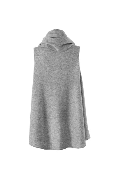 Pilou Knitted Cashmere Light Grey