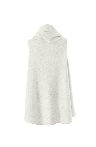 Pilou Knitted Cashmere Ivory White