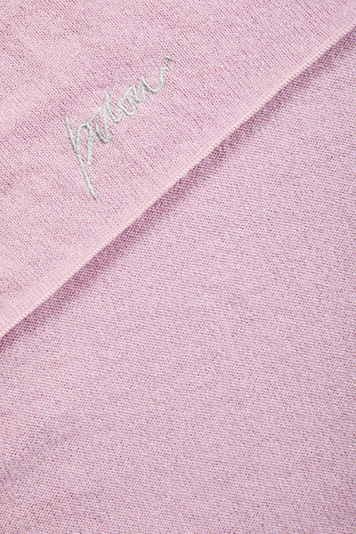 Pilou Knitted Cashmere Pink Violett