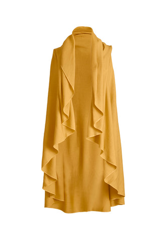 Pilou Merino Wool - Yellow Sun
