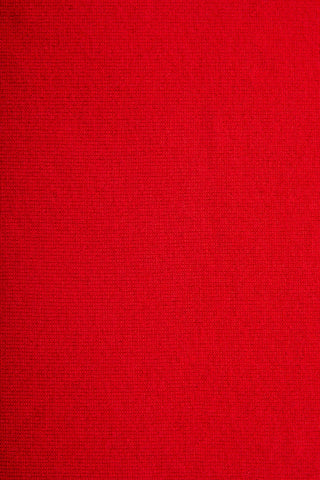 Pilou Knitted Cashmere Red