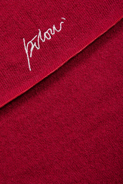 Pilou Knitted Cashmere Wild Cherry
