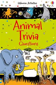 Animal Trivia Questions