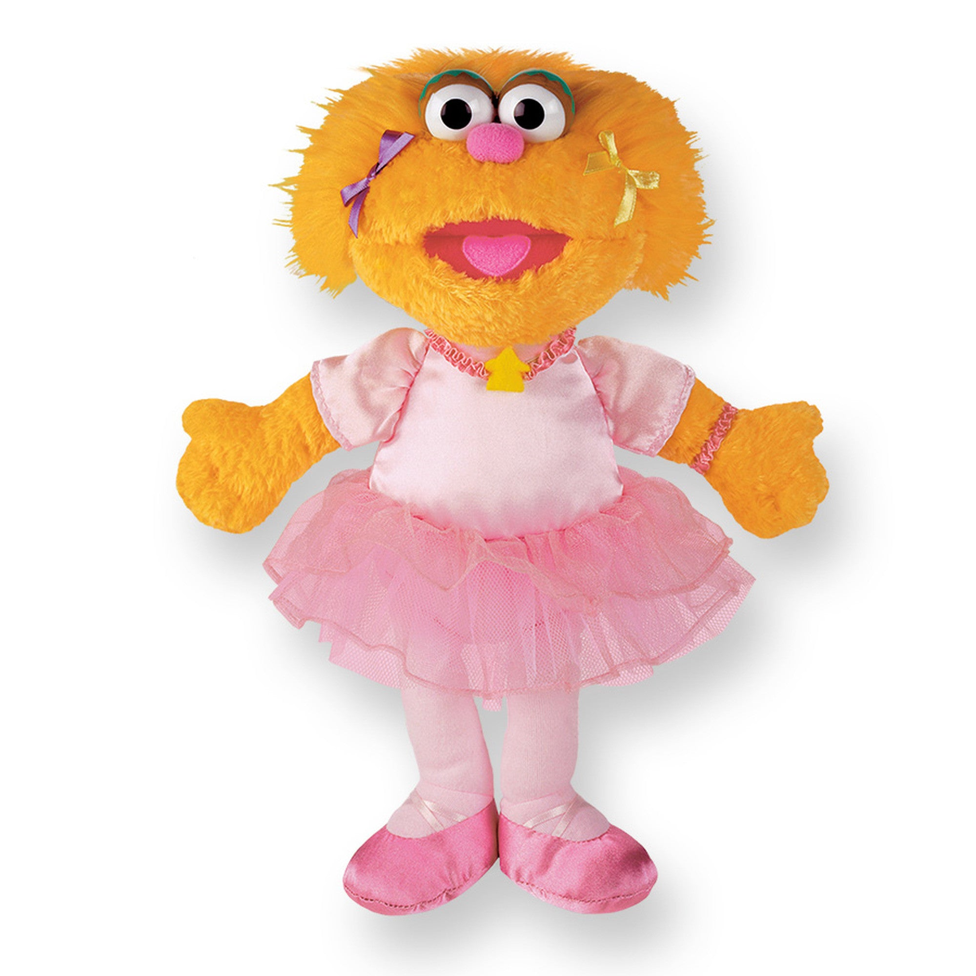 """103 Best Images About The Muppets On Pinterest: Sesame Street Zoe Ballerina 12"""""""