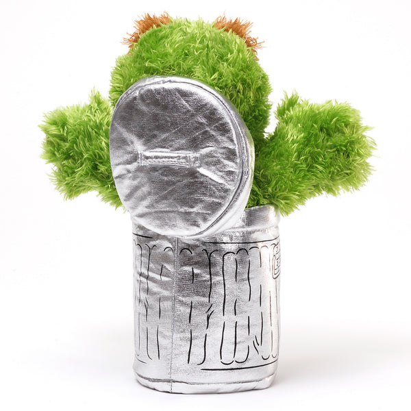 Sesame Street Oscar the Grouch 10""