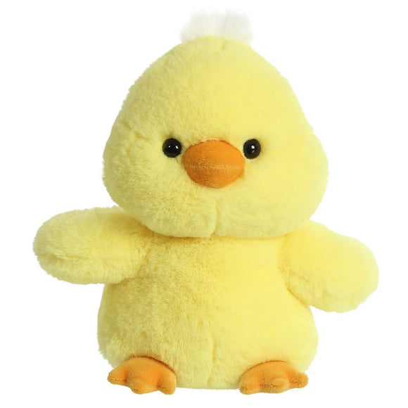 Aurora Poppy Spring Chick Yellow 8