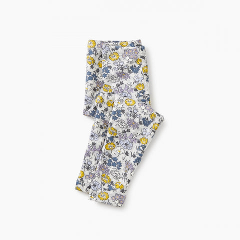 Tea Collection Cozy Baby Leggings Wildflower Bloom
