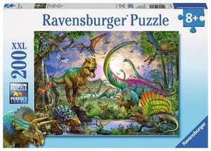 Ravensburger Puzzle 200 Piece Realm of the Giants