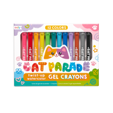 Ooly Cat Parade Watercolor Gel Crayons
