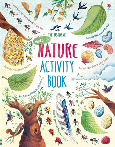 Write-In Nature Activity Book