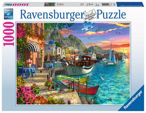 Ravensburger Puzzle 1000 Piece Grandiose Greece