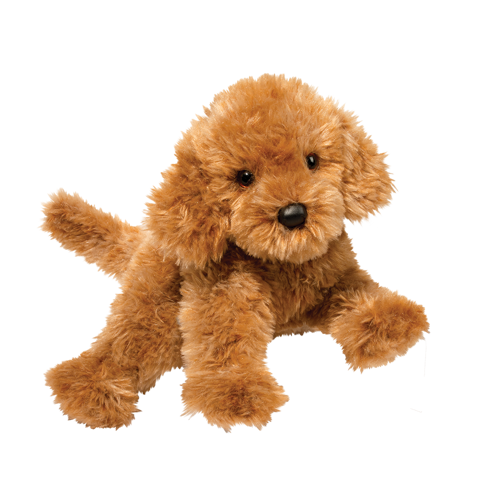 Douglas Addie Caramel Labradoodle | The Animal Kingdom