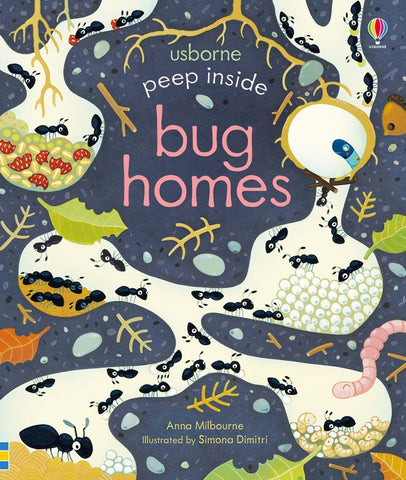 Peek Inside Bug Home