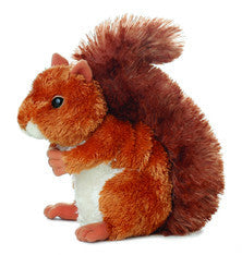 Aurora Mini Flopsie Nutsie Brown Squirrel