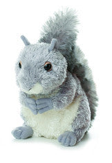Aurora Mini Flopsie Nutty Gray Squirrel