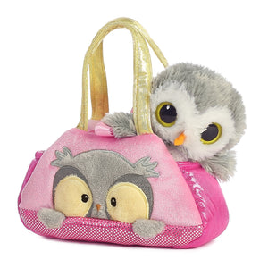 Aurora Fancy Pals Peek-A-Boo Owl