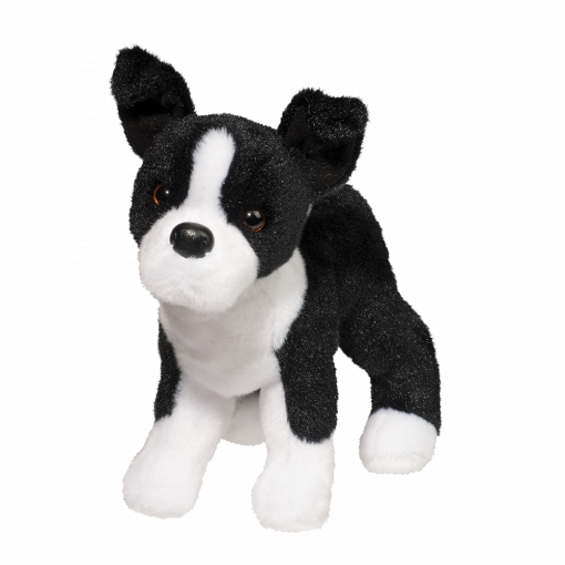 Douglas Quincy Boston Terrier 8""
