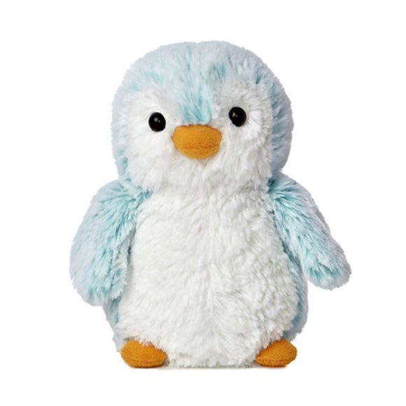 Aurora Mini PomPom Penguin Blue 6