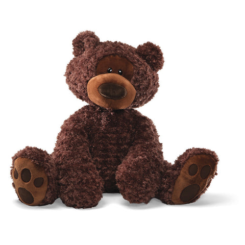 Gund Philbin Chocolate Bear Jumbo