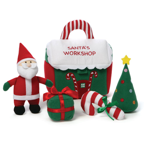 babyGUND Playset Santa's Workshop