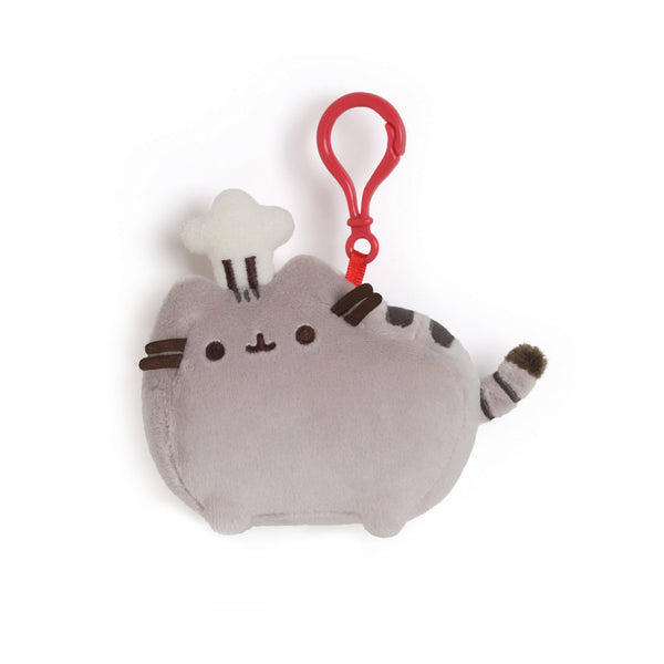 Pusheen Clip Chef Hat