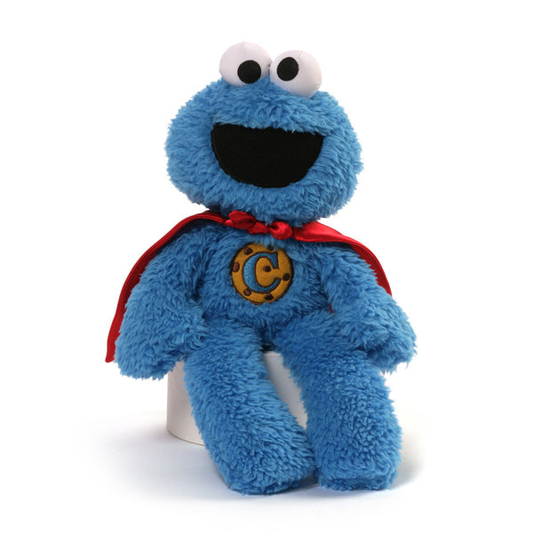"Sesame Street Cookie Monster 12"" Superhero"
