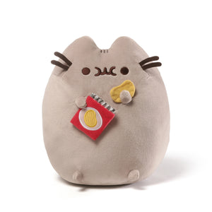 Pusheen with Chips 9.5""