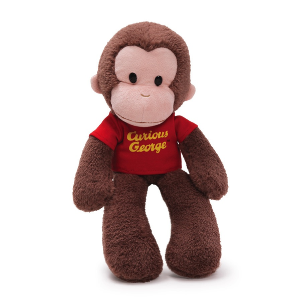 Curious George Take-Along Buddy 15""