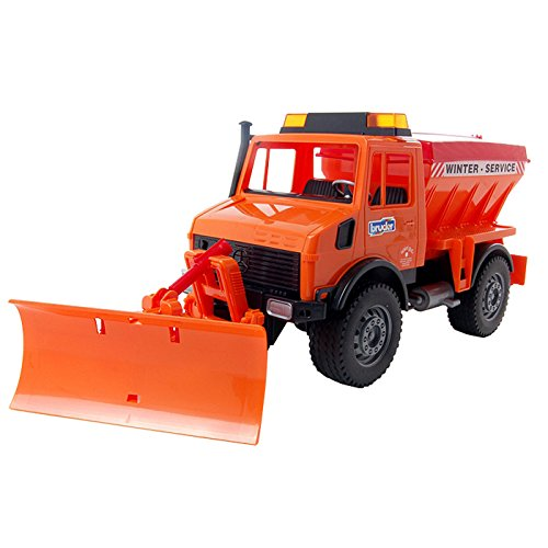 Bruder Snow Plow