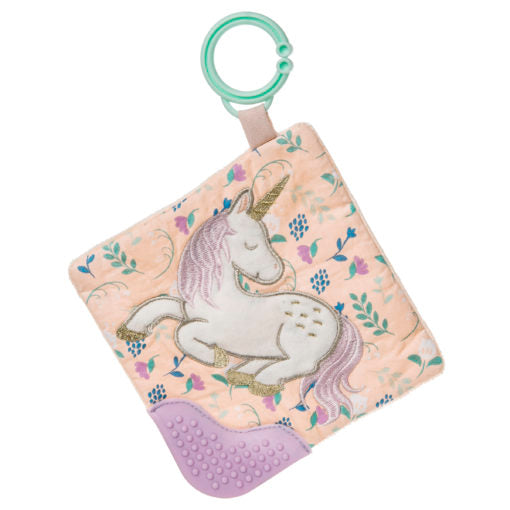 Mary Meyer Crinkle Teether Twilight Baby Unicorn