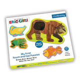 Mudpuppy Touch & Feel Puzzle - Brown Bear, Brown Bear