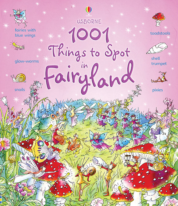 1001 Things to Spot Fairyland