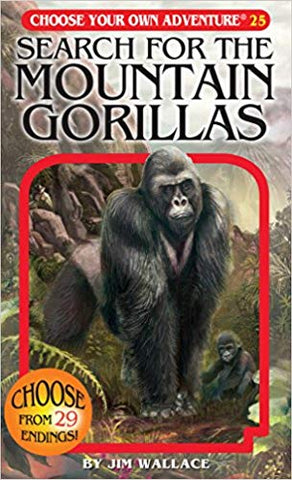 Choose Your Own Adventure: Search for the Mountain Gorillas