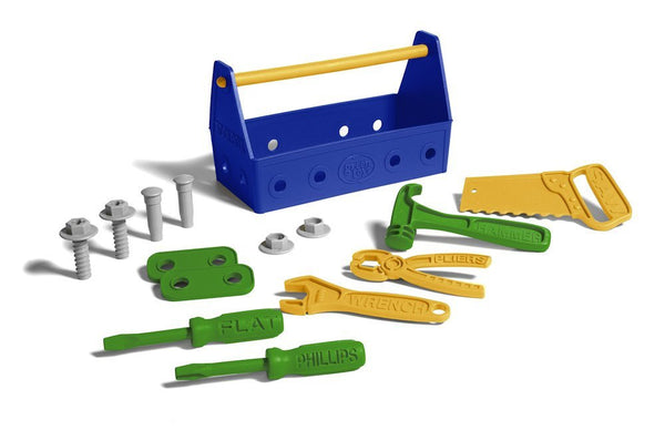 Green Toys Tool Set Blue
