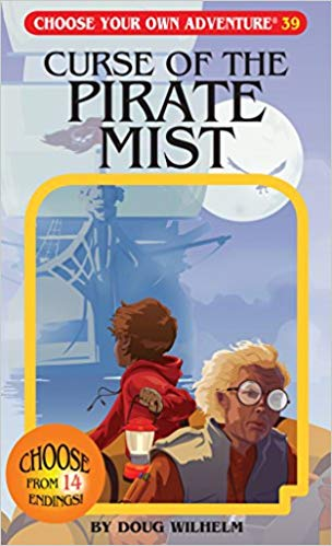 Choose Your Own Adventure: Curse of the Pirate Mist