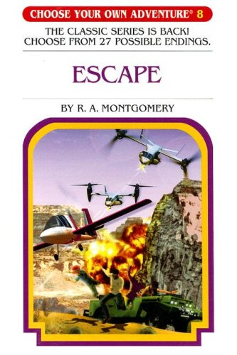 Choose Your Own Adventure: Escape