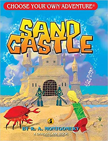 Choose Your Own Adventure Dragonlark Series: Sand Castle