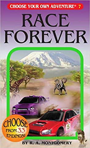 Choose Your Own Adventure: Race Forever