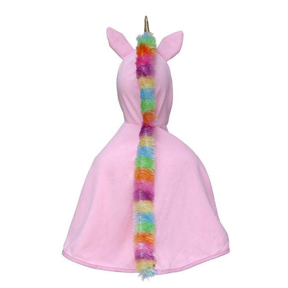 Great Pretenders Pink Unicorn Cape