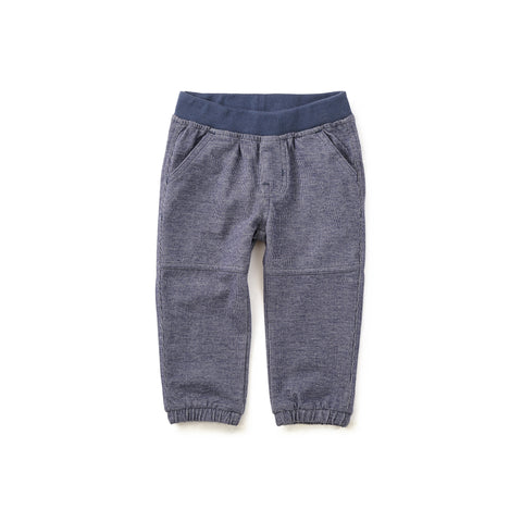 Tea Collection Denim Like Baby Pants Indigo