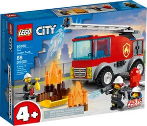 LEGO® City Fire Ladder Truck 60280