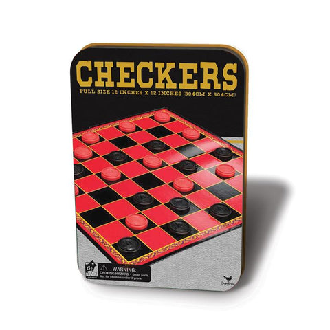 Cardinal Games Checkers